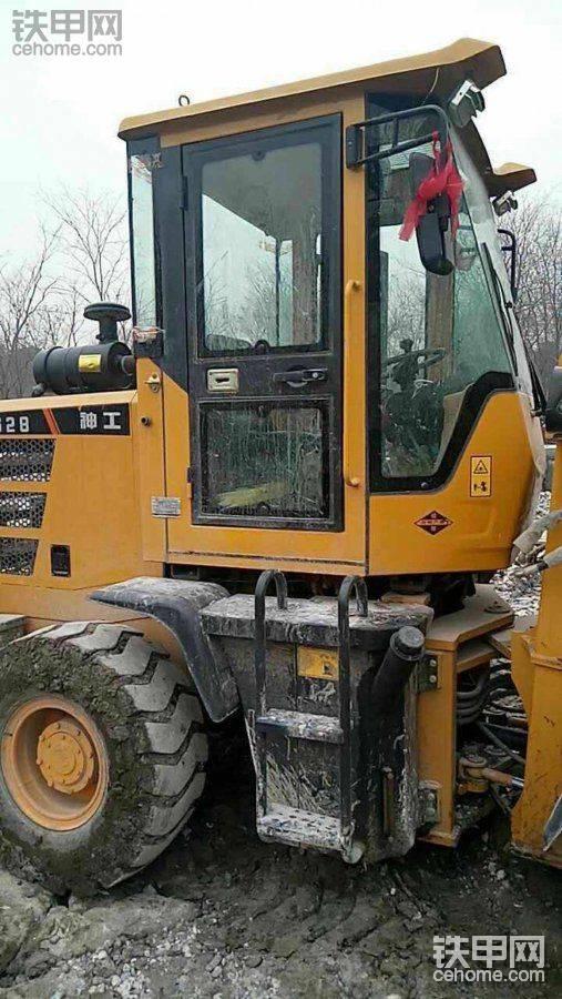本车用于土建工程