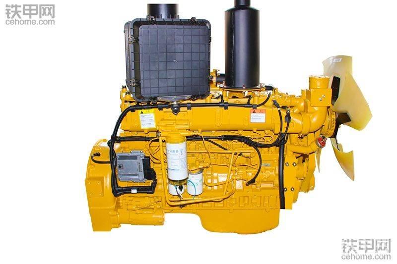 杭发国三电喷也学潍柴改了气泵位置了