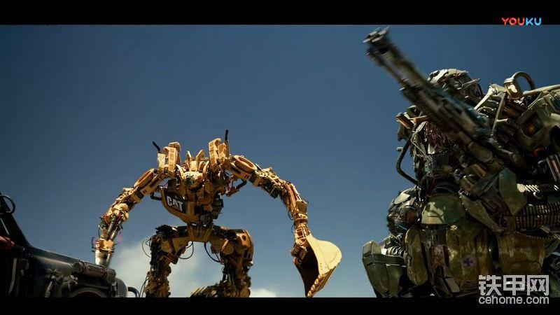 【5yao旺】工地放假看电影  聊聊大片里的工程机械