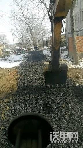 【5yao旺】挖机人创业路(4)之老爸教我开挖机