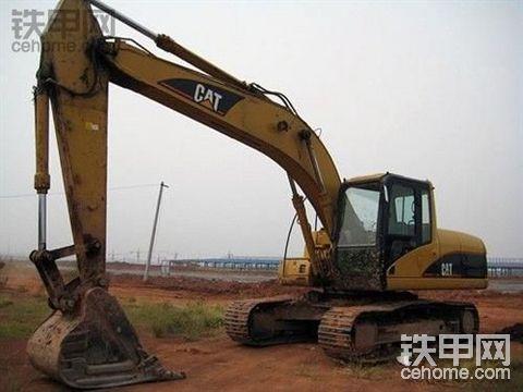 "【5yao旺】耐用性惊人!我的""结拜兄弟""卡特320c"