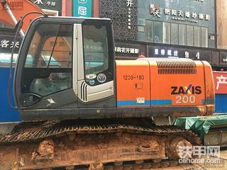 【5yao旺】日立200-3使用报告