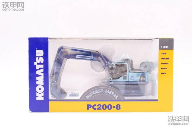 这个小松PC200-8有点SAO!-帖子图片