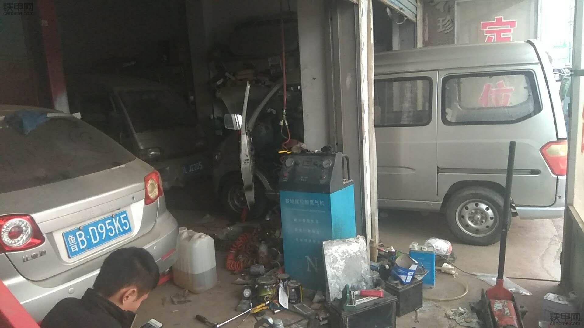 献给转行的工程机械人!我开了家汽车修理店 回忆难忘的工程机械生涯