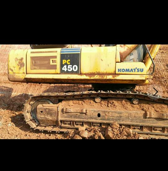40吨以上二手挖机那个适合做矿山