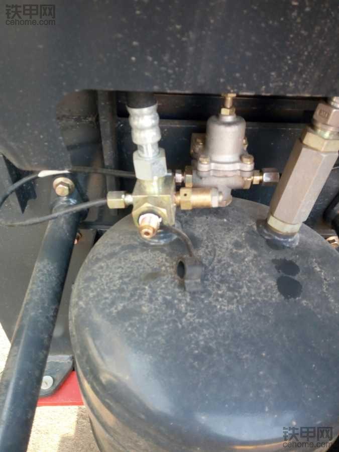 柳工816C打黄油神器