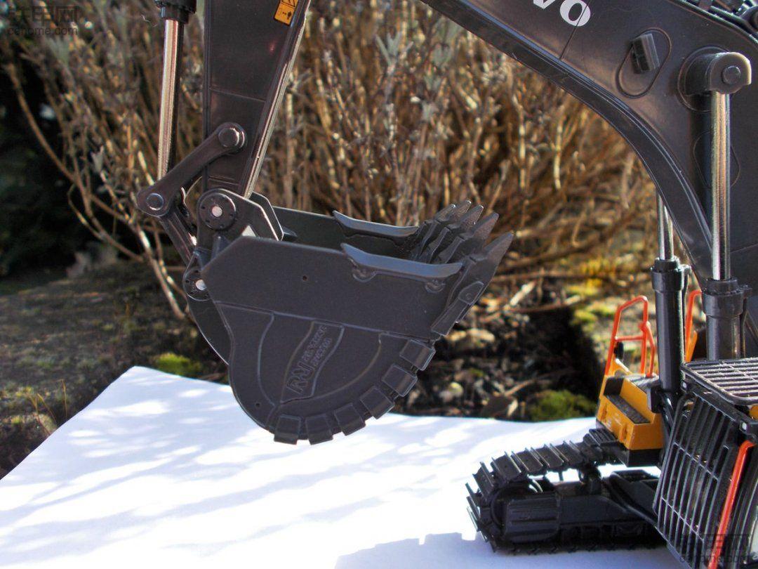 沃尔沃EC950挖掘机模型