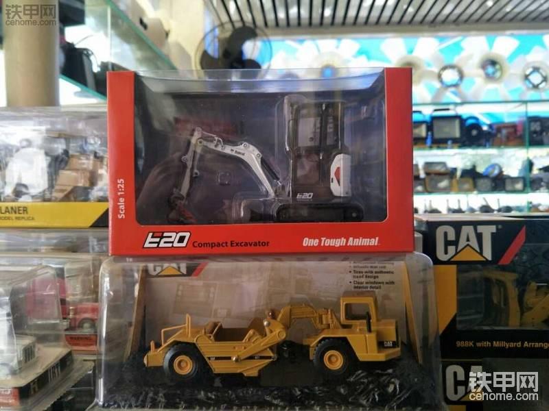 模型山猫E20
