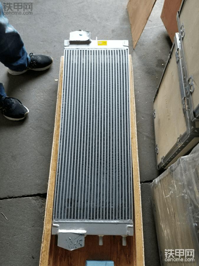 水箱,液压油散热器