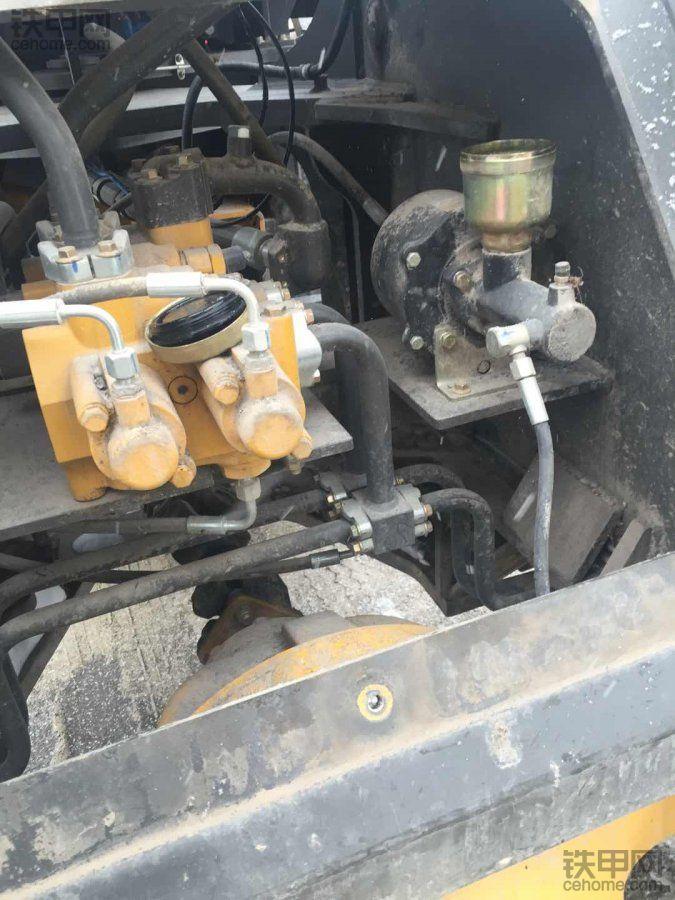 临工936换刹车油