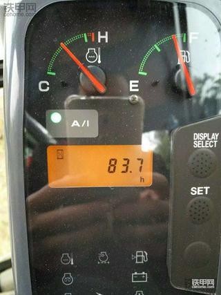 一年开了1200小时,日立ZX70-5A用着怎么样?老司机告诉你
