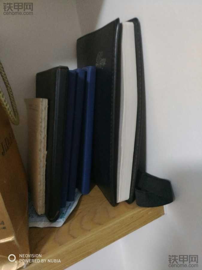 你是怎么记账的?曾经7台挖机7个账本,每天记账心都要碎了!