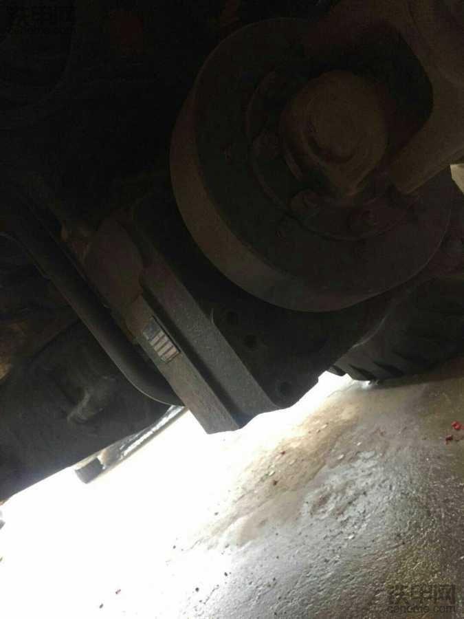 急!急!急!各位老铁们看看这台车是不是翻新的?