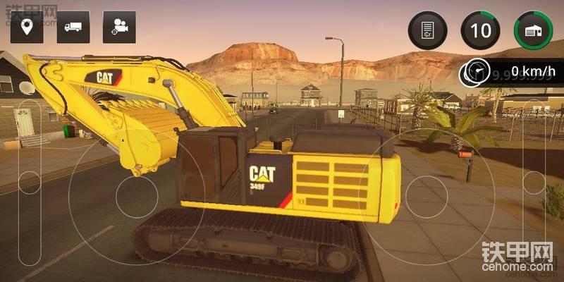 给你们看看卡特349F