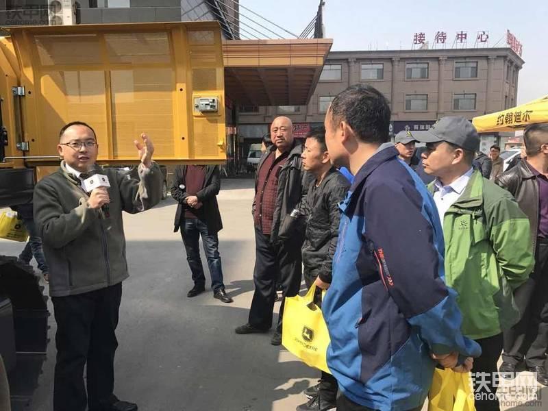 """【有奖竞猜】约翰迪尔与您相约""""龙城""""太原,鉴证品质之旅!"""