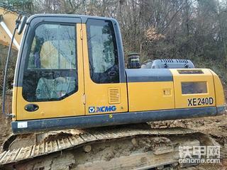 让我欢喜让我忧!新款徐工XE215挖机180天使用心得