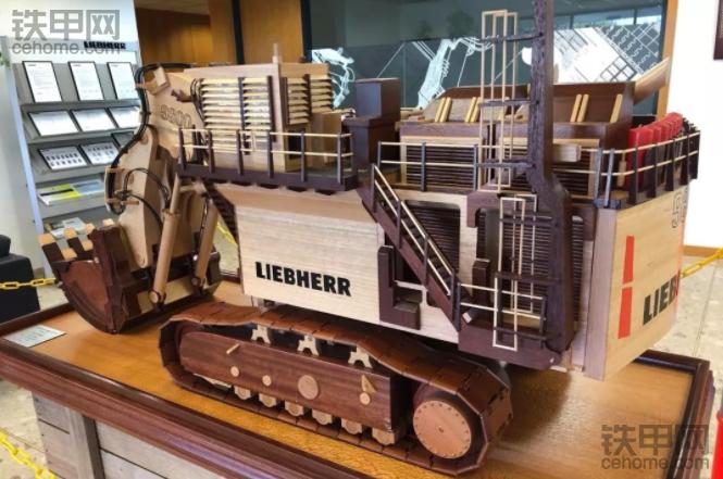 有钱也买不到6款挖机模型!最牛叉的全钢材打造,震惊一大波土豪…