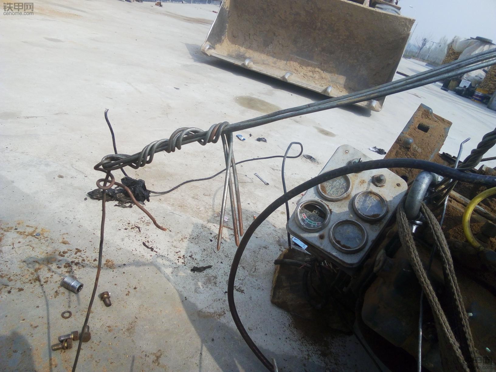 柴油发电机烧瓦事故维修