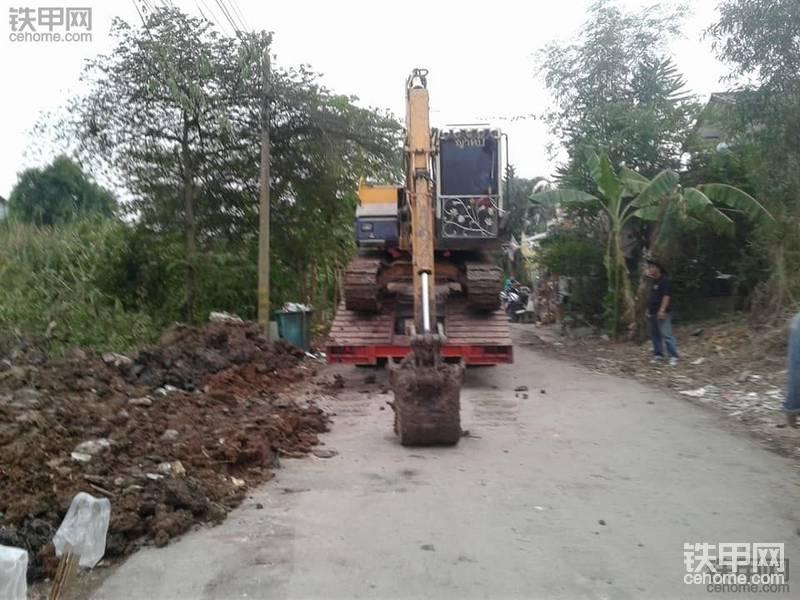 东南亚拖车