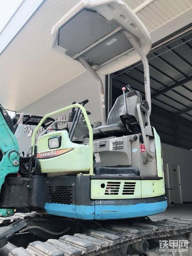 洋馬Vio30挖掘機在臺灣-帖子圖片