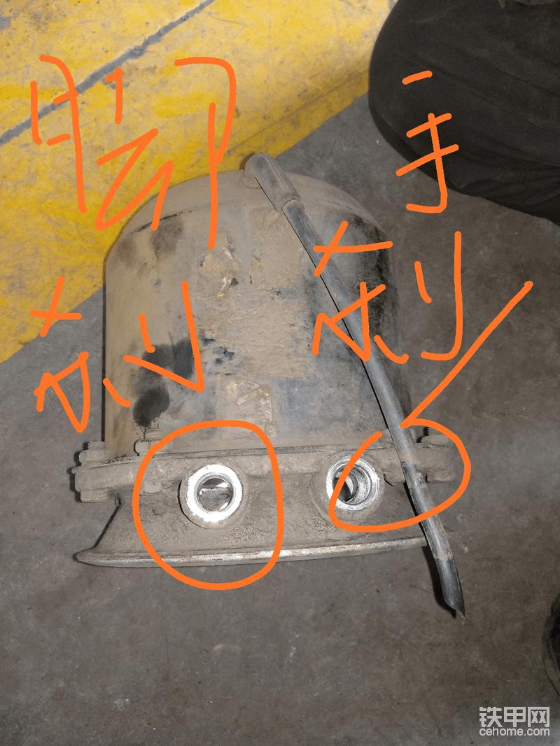 【我的铁甲日记第7天】拆刹车分泵-帖子图片