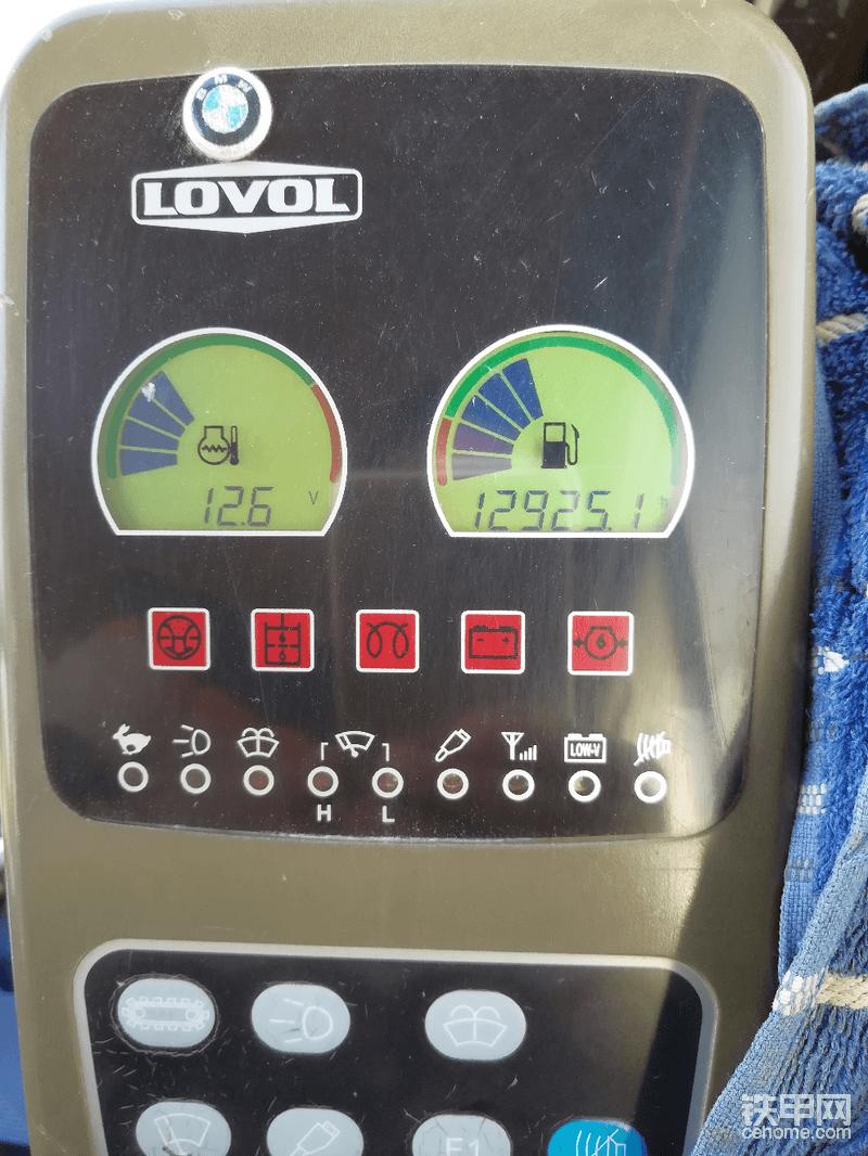 【国货当自强】雷沃FR60三大件滴油不漏,行走有劲