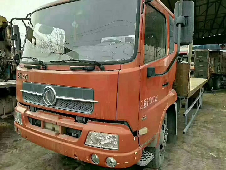 出售东风天锦拖车