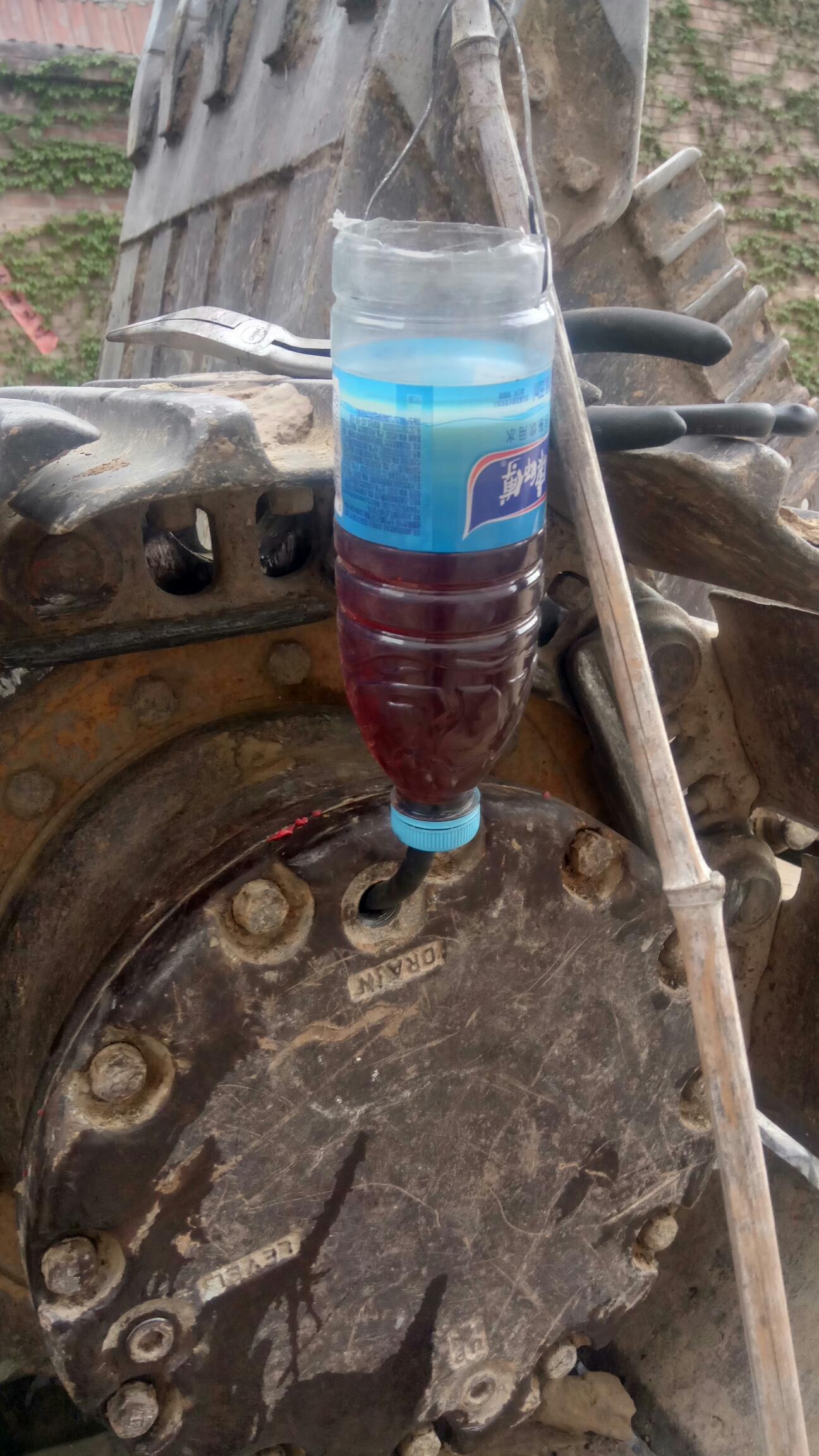 自制加齿轮油神器