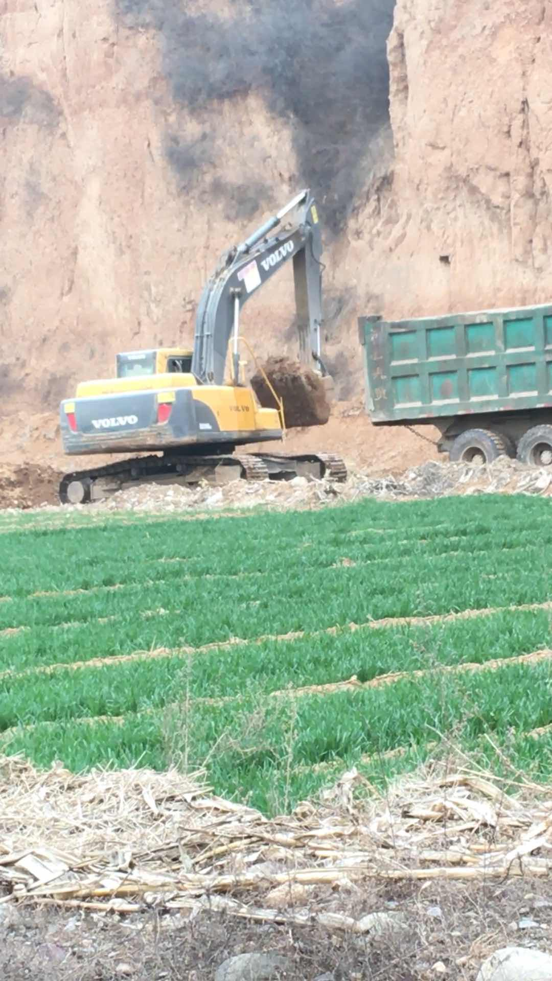 【我的家乡我的根】坐标,山西临汾翼城,这里有个挖机村