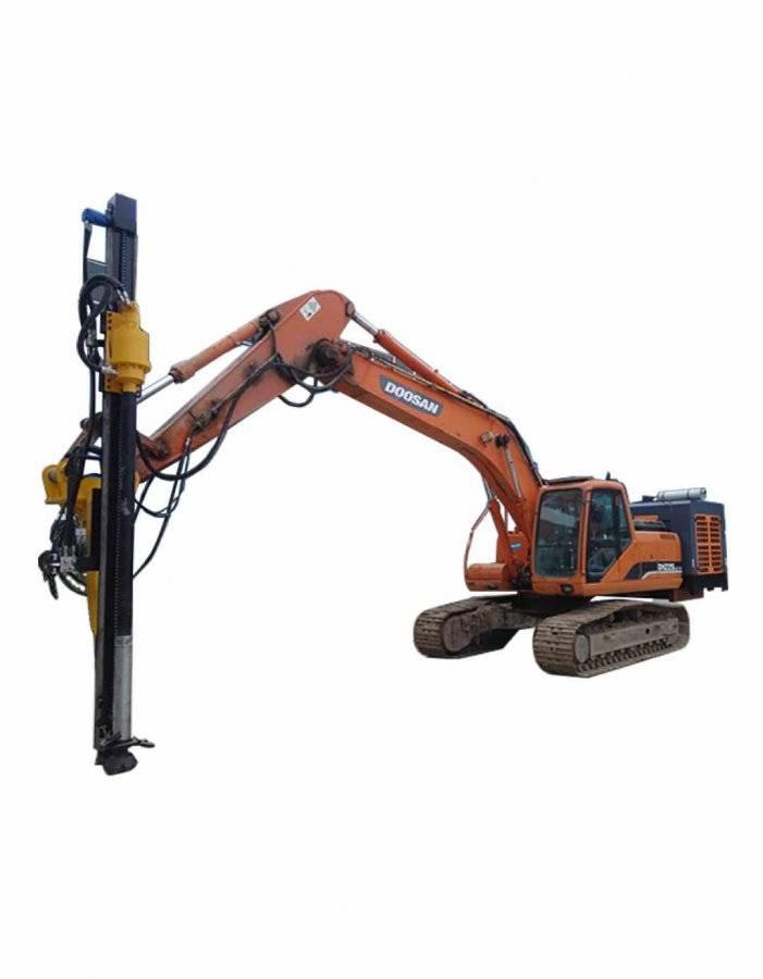 挖改钻机新潮流
