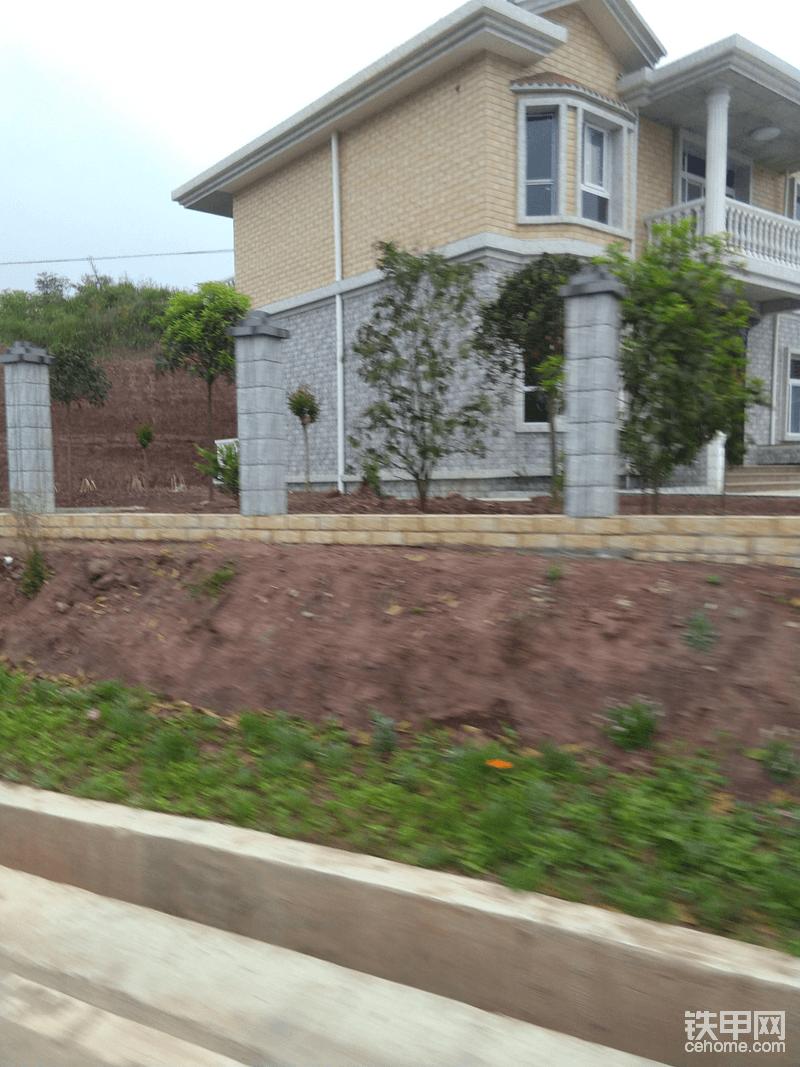村民的房屋