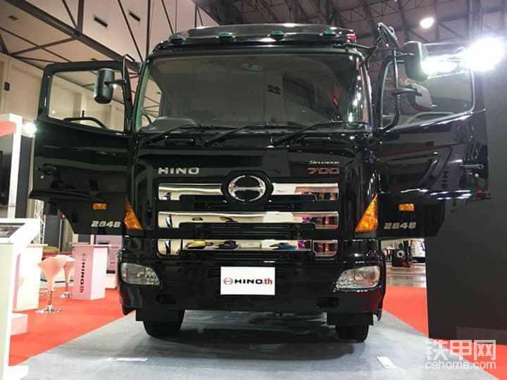 泰国商用车展示会2018