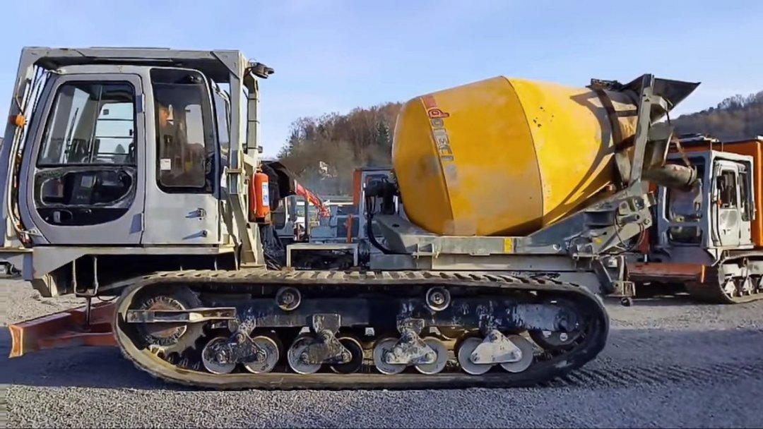 MST2200履带混凝土机