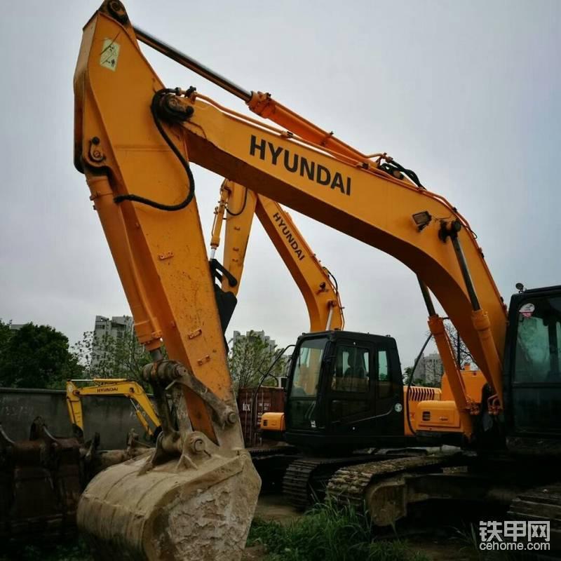 现代 R225LC-7 二手挖掘机价格 36.8万 6700小时
