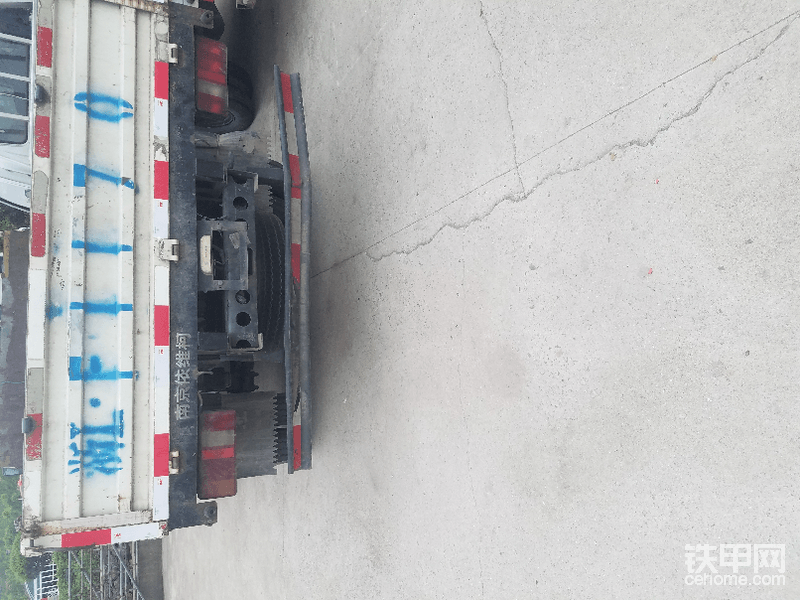 拖60挖机板车