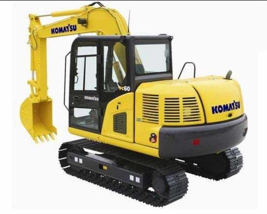 【每日话题】开过最满意的挖机-小松60小挖