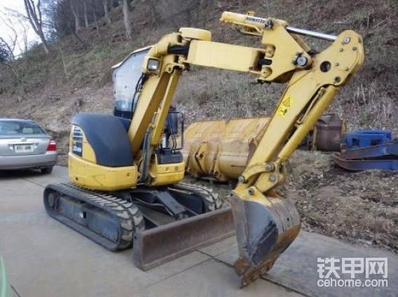小松PC30UU-5挖掘机-帖子图片