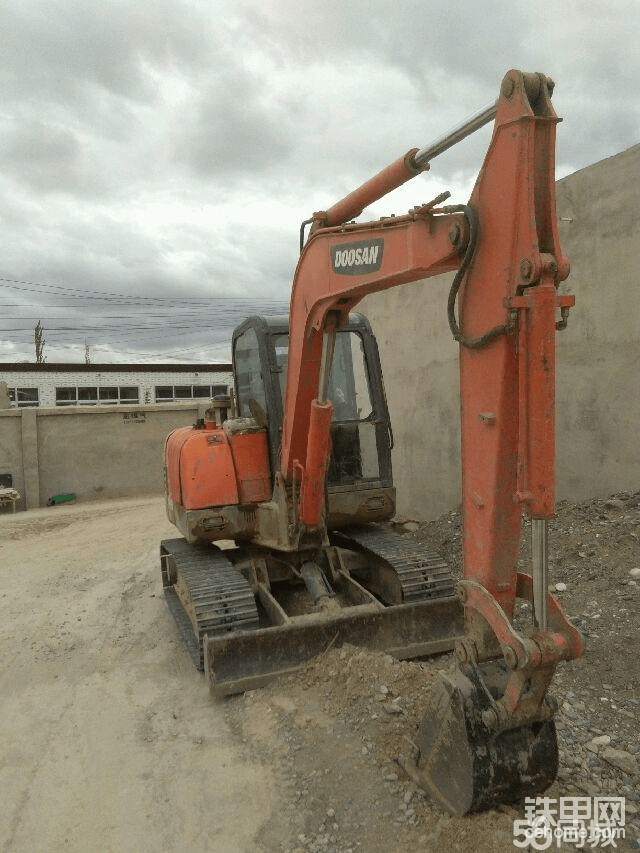 斗山60-7挖掘机出售。-帖子图片