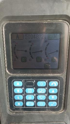 老司机带带我今天这个是不是高温了 表示没开过小松