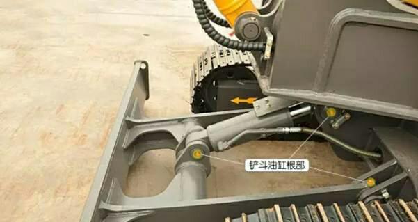 【老司机带你飞】挖机保养很重要,老司机总结挖机保养1