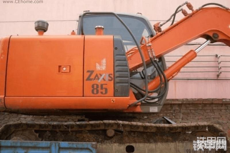 出售进口日立ZX70挖掘机-帖子图片