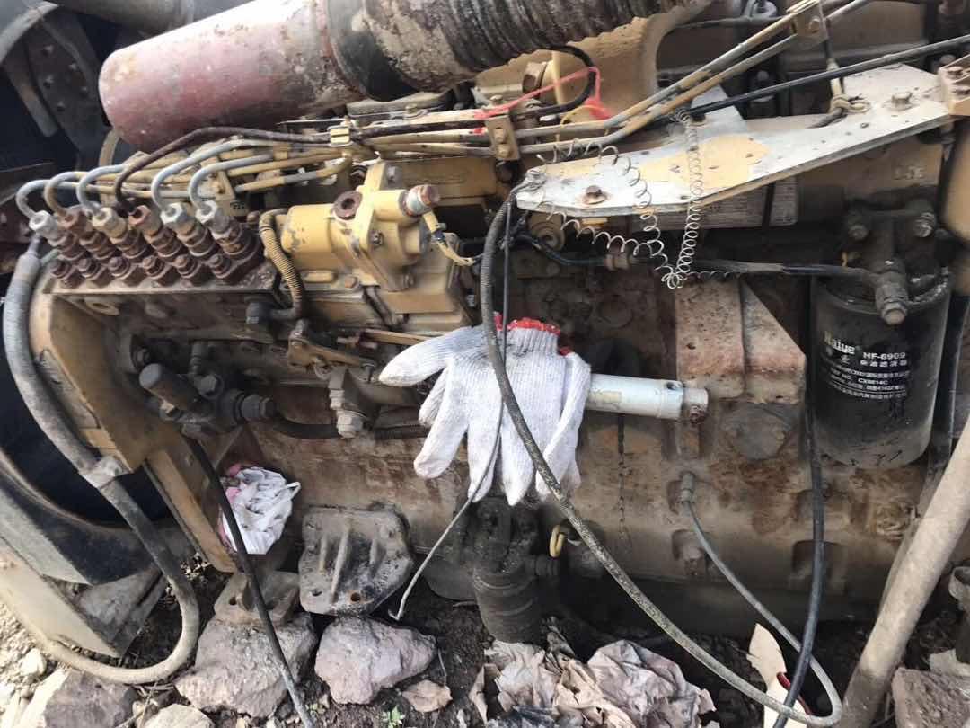 上柴6114 推土机 装载机 压路机都可以用
