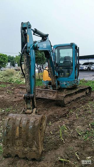 细细讲述我的三年挖机生涯——久保田155使用报告