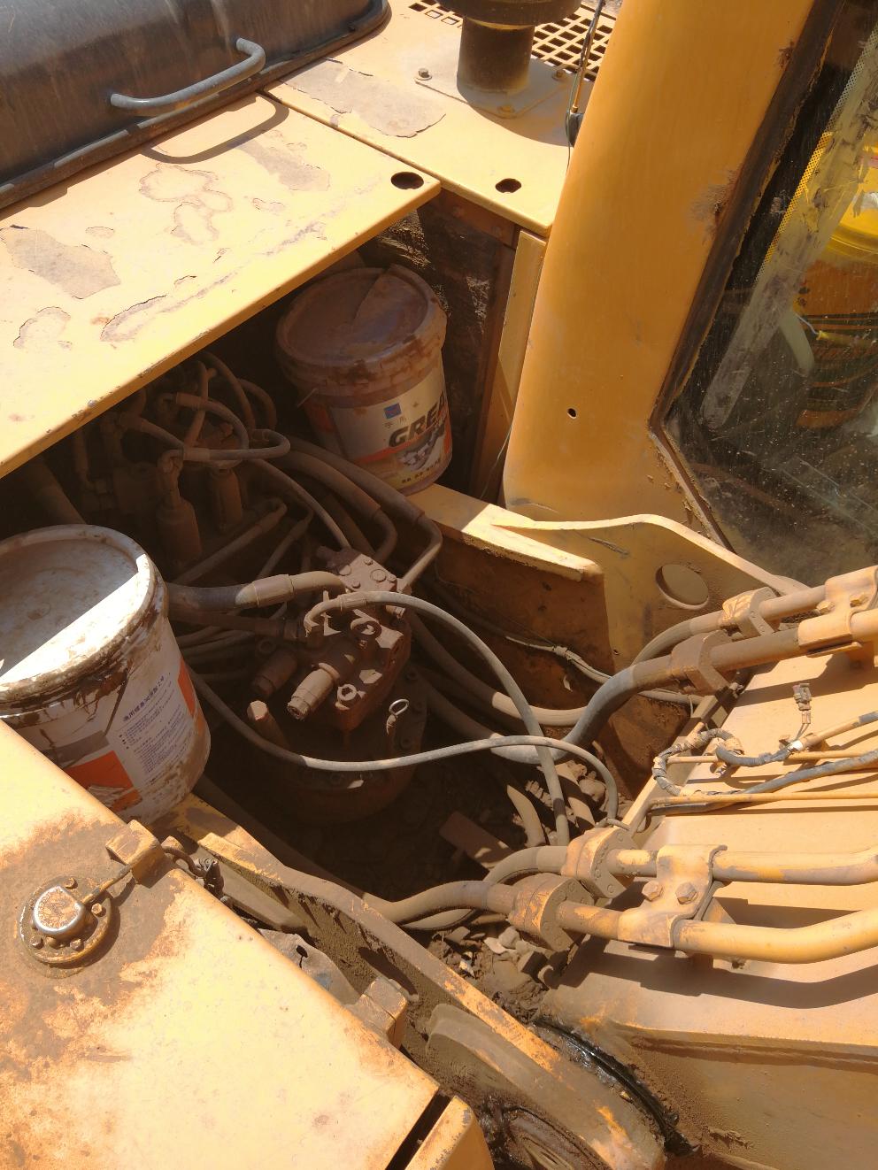 柳工挖掘机转让