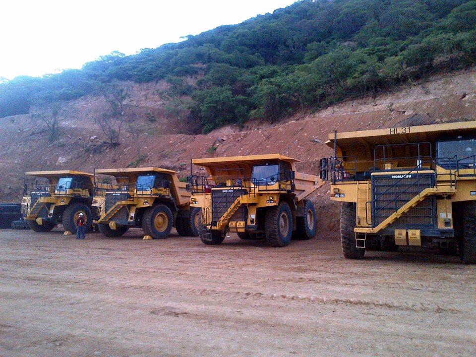 墨西哥克雷塔罗洲矿场