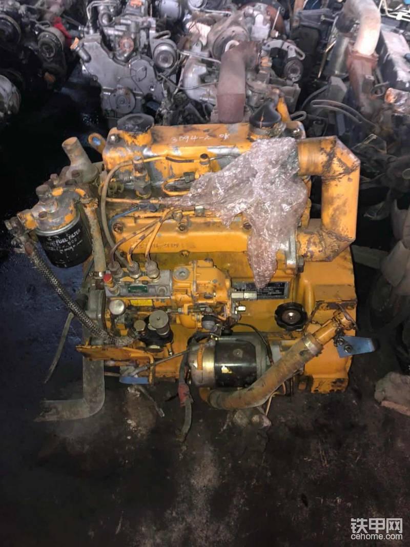 小松发动机3D94-2 洋马3D94 发动机