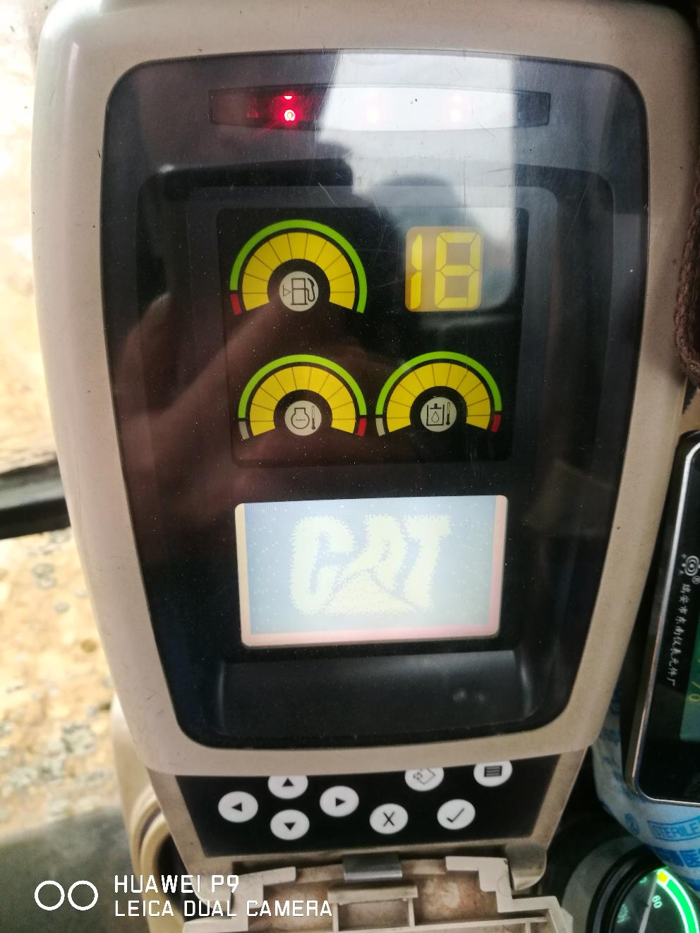 卡特c系列显示屏,高压燃油泵