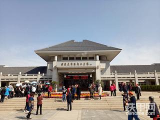 【约甲之旅第五章】光辉的一生,参观天津周邓纪念馆