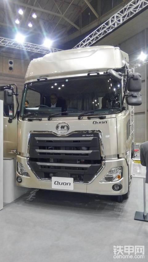 日本卡车展2018,日产UD牵引车