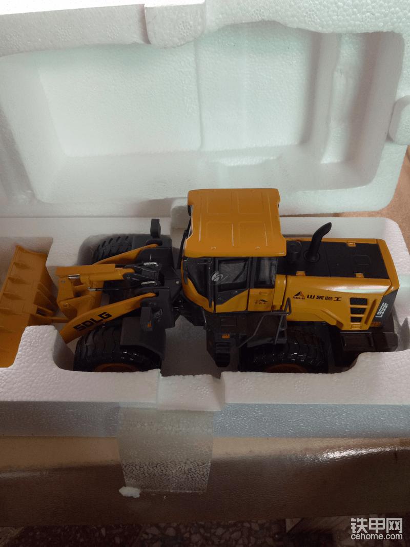 临工原厂955F模型
